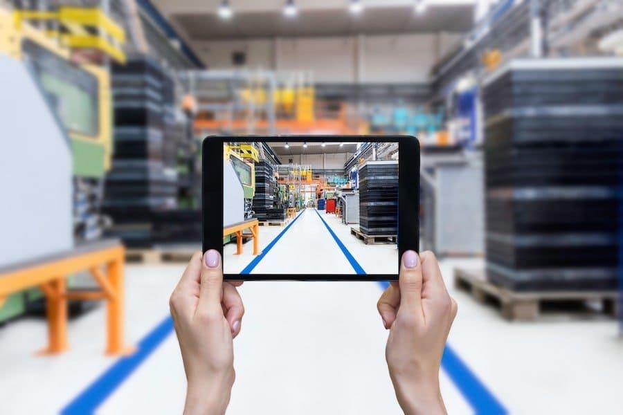 Digitalização do chão de fábrica – Entenda as vantagens