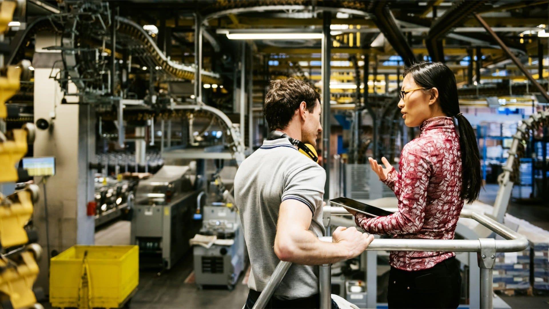 O futuro da indústria está nas pessoas