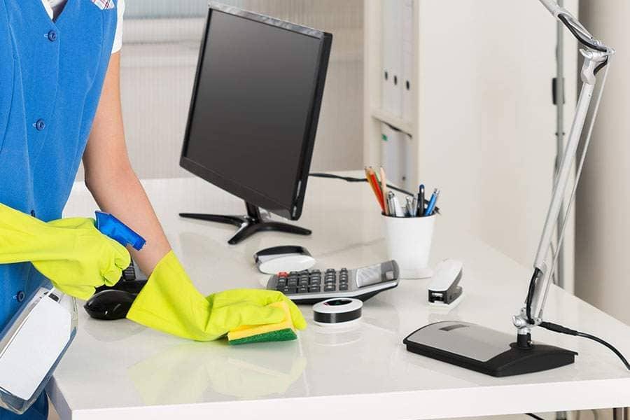 Limpeza no ambiente de trabalho – Como otimizar?