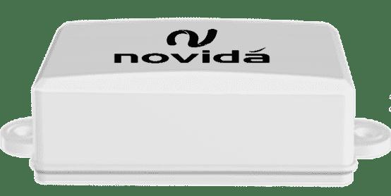 Sensores fixos - Novidá